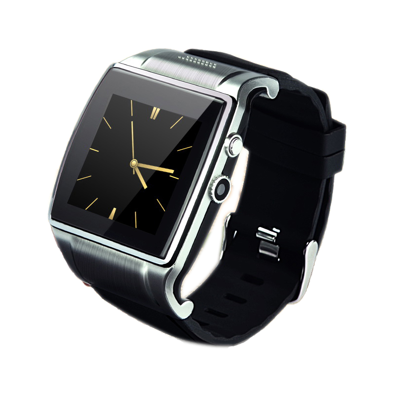 FM GSM&Bluetooth Smart Watch Phone V07