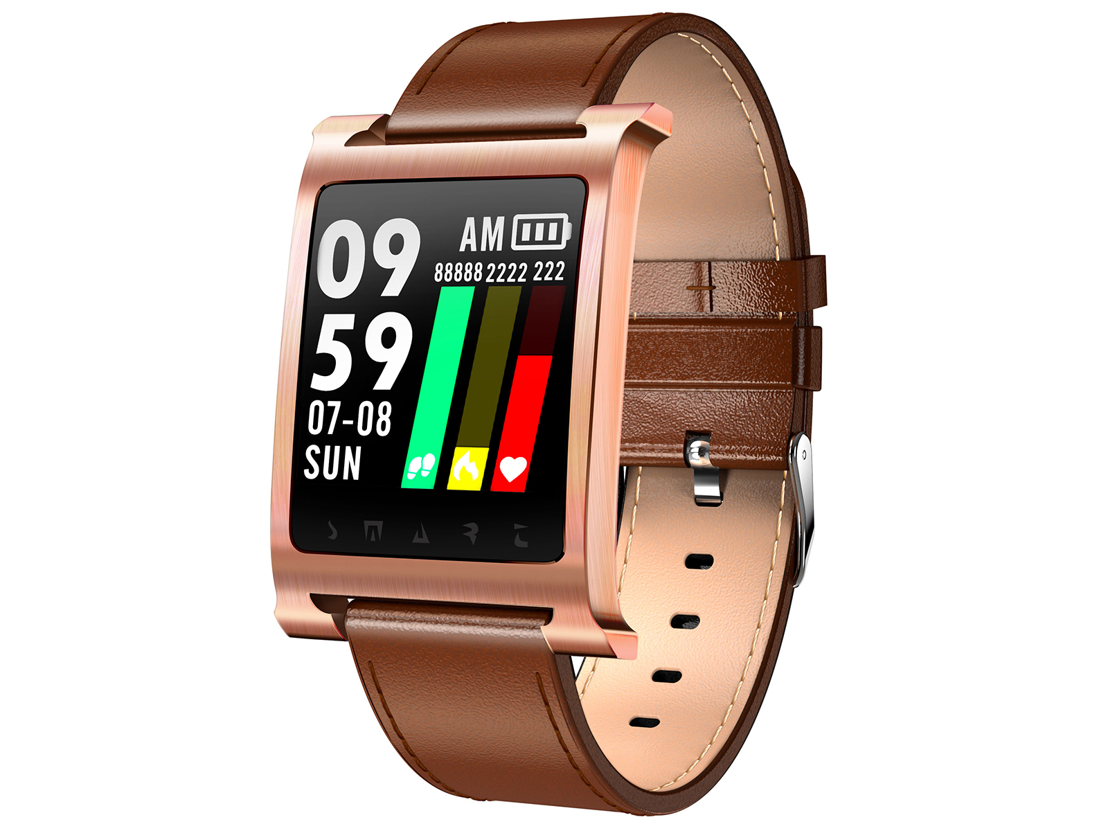 K6 smart watch,IP68 waterproof,heart rate&blood pressure&blood oxygen